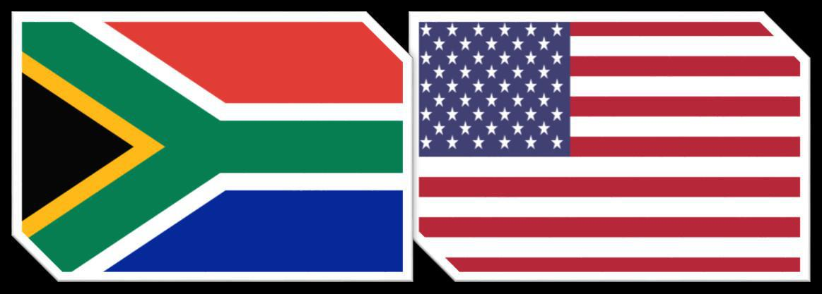 Match Report : South Africa 0 vs 1 USA - M +40
