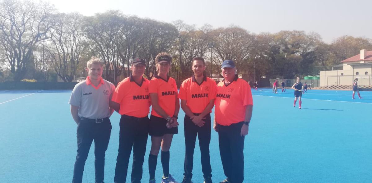 IPT 2019 Umpires
