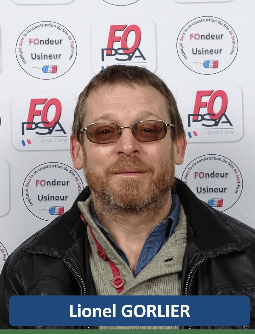 Lionel GORLIER