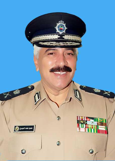 الفريق محمود محمد الدوسري