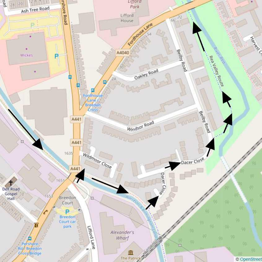 Bournville and the Rea Valley Cycle