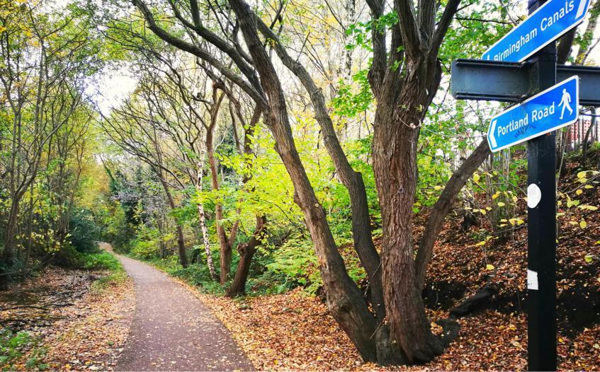 Edgbaston, Harborne & University Cycle