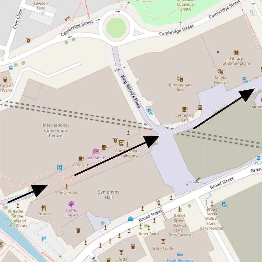 Weekly 8km City Centre Tourist Run