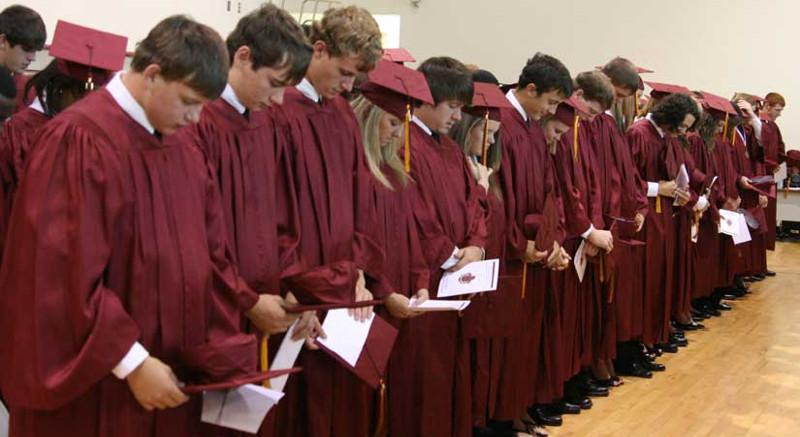 Violation 6 - Graduations in Churches and School Baccalaureates