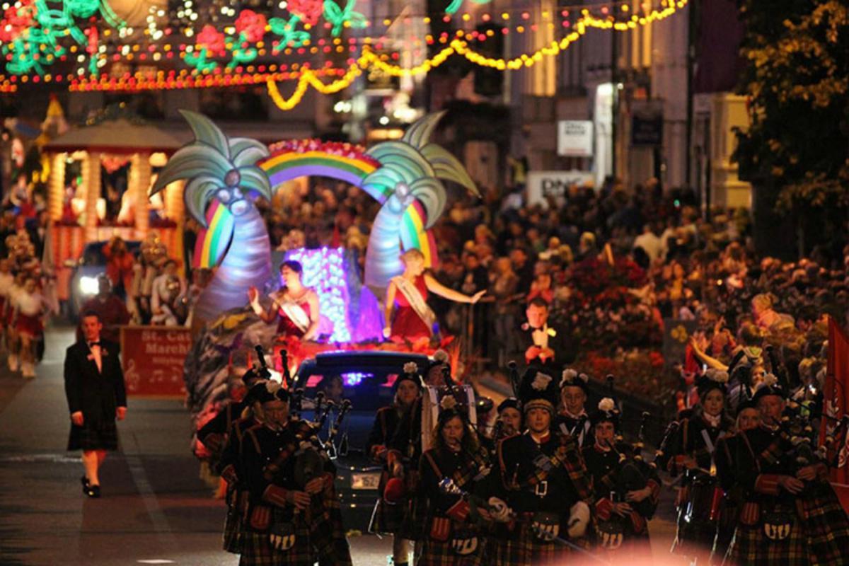 Parades & Fireworks