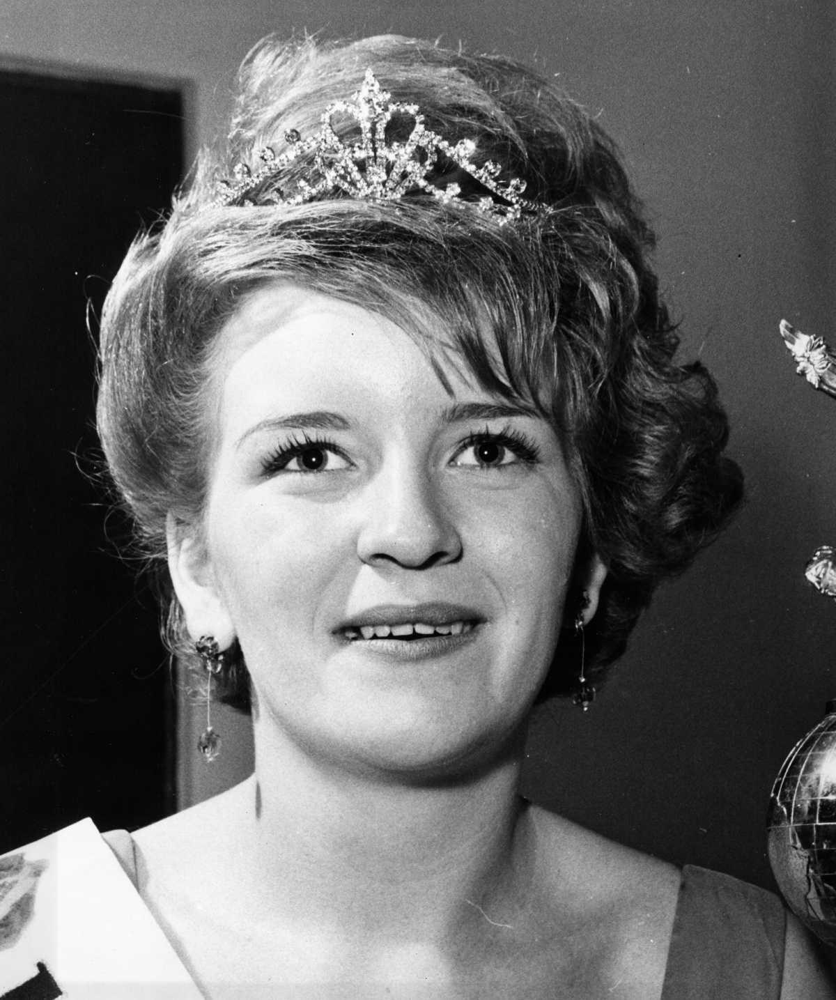 1963 Boston - Geraldine Fitzgerald (RIP)