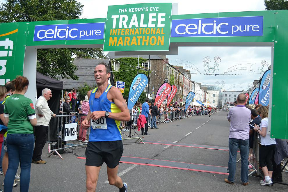 Sun. 25th @ 11am - Rose of Tralee 10k - Run the Festival!