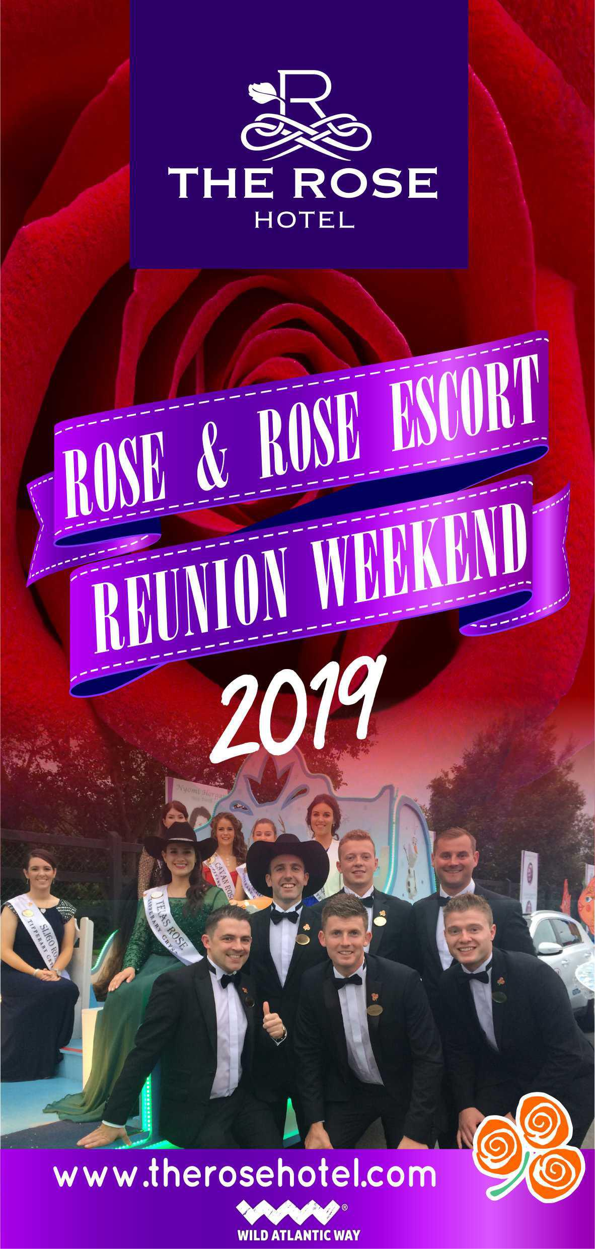 Halloween Weekend - Rose & Rose Escort Reunion Festival 2019