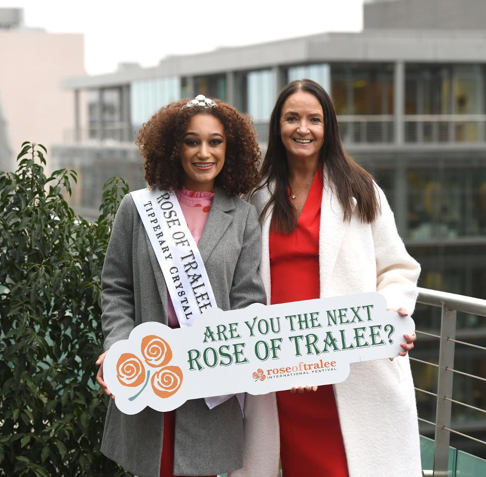 Rose of Tralee Kirsten Mate Maher