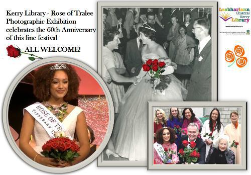 Kerry Library Rose of Tralee Photographic Exhibition