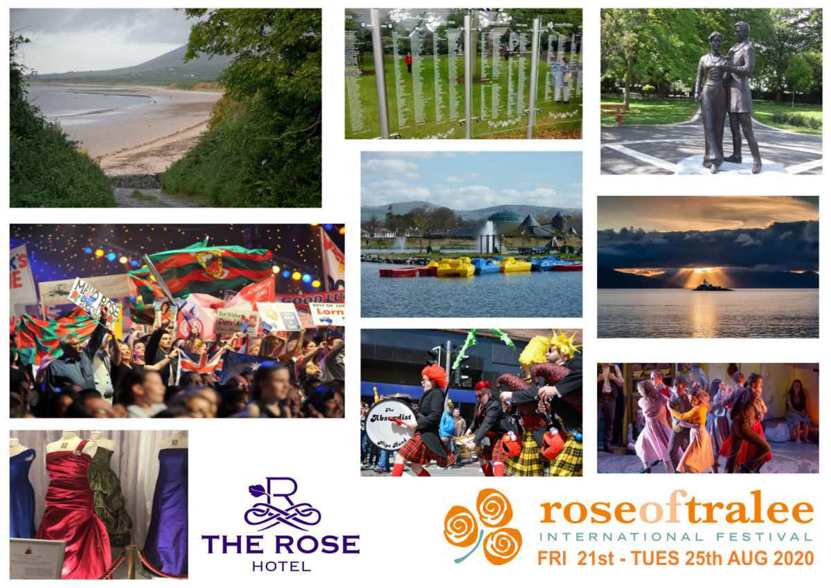 The Rose Hotel 3 Nights B&B & Festival Activity Family Package (2 adults & 2 children)