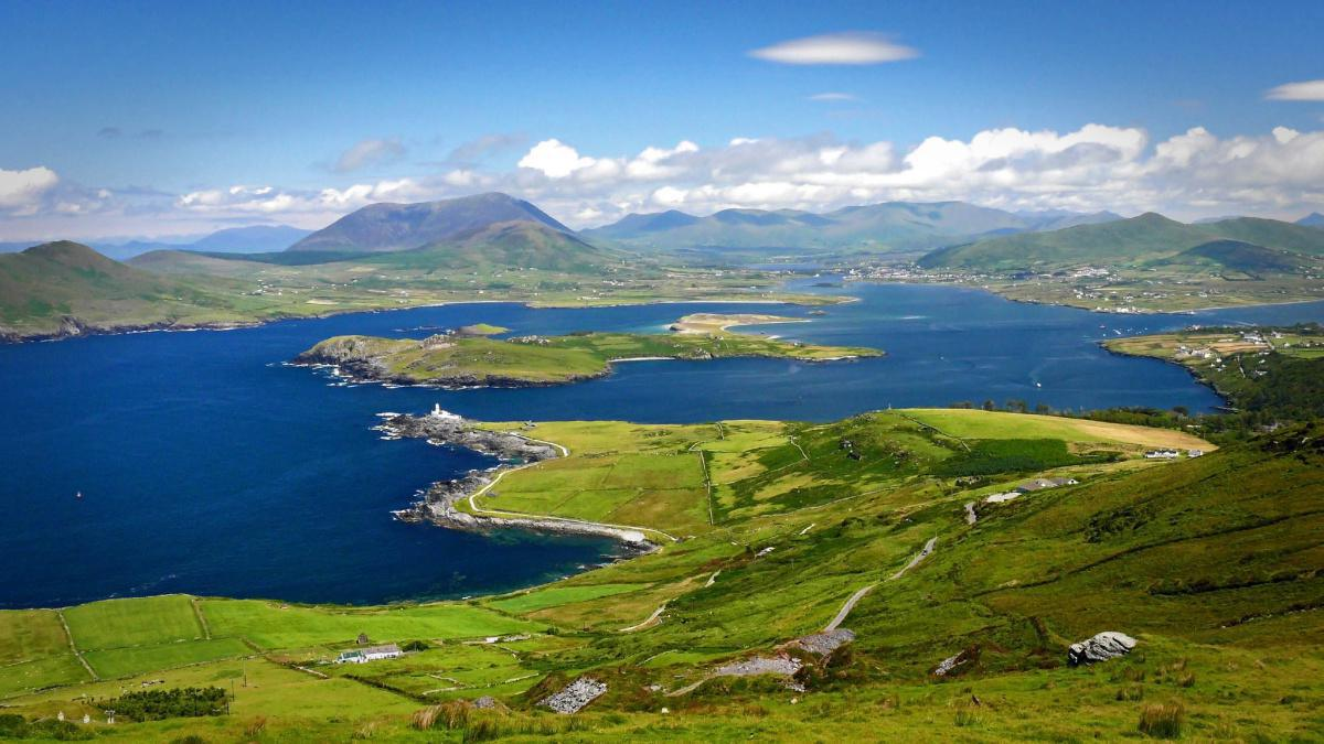 Ring of Kerry Wild Atlantic Way Tour