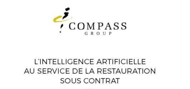 Compass Group France, l'intelligence artificielle au service de la restauration collective
