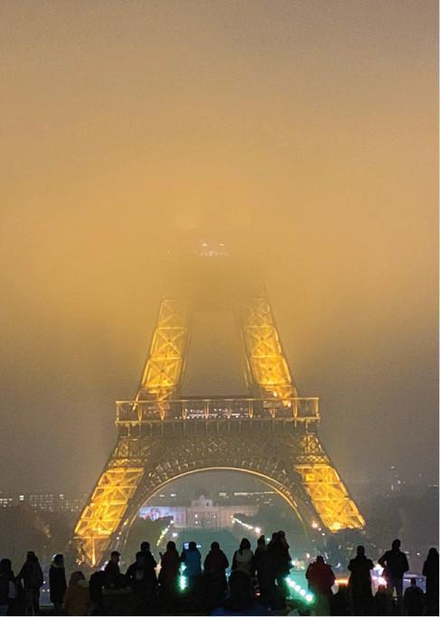 Vernissage de l'exposition EYE PREFER PARIS