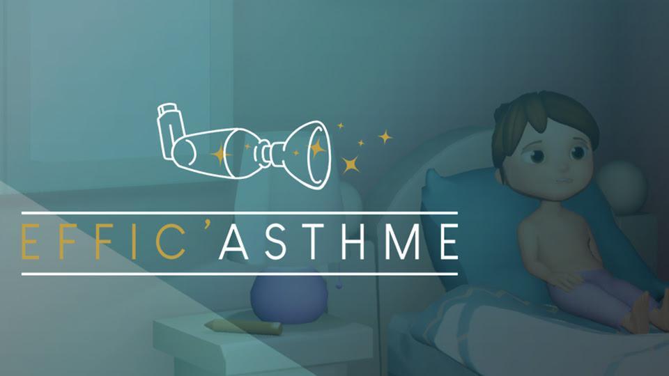 Lancement de l'application Effic-Asthme // Ilumens Paris Descartes