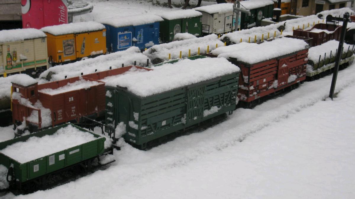 Gartenbahn Gossel