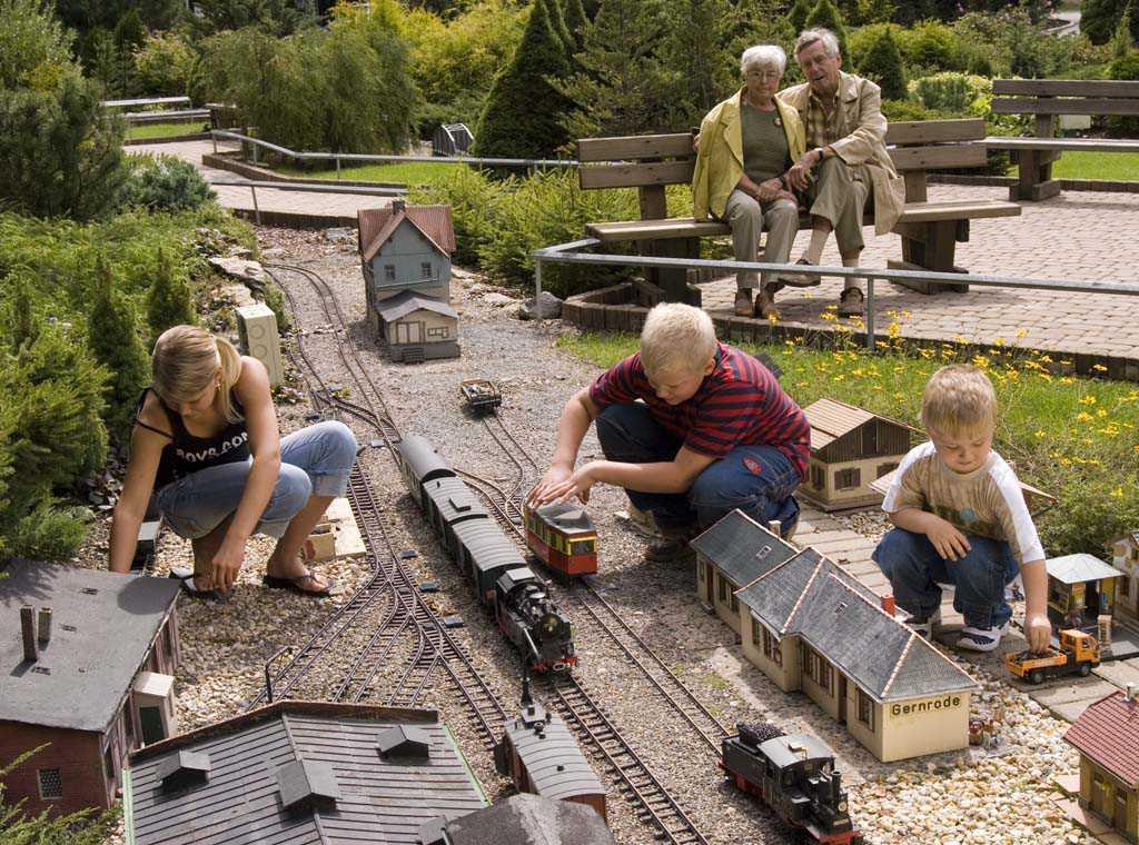Gartenbahn Frohnau