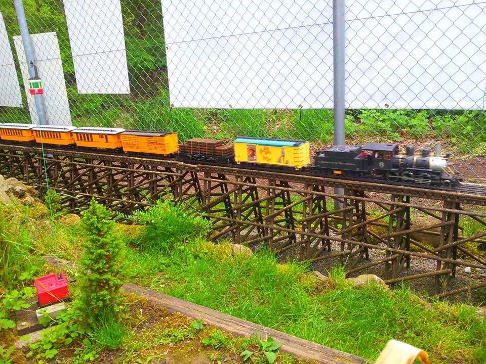 Waldbahn Ost