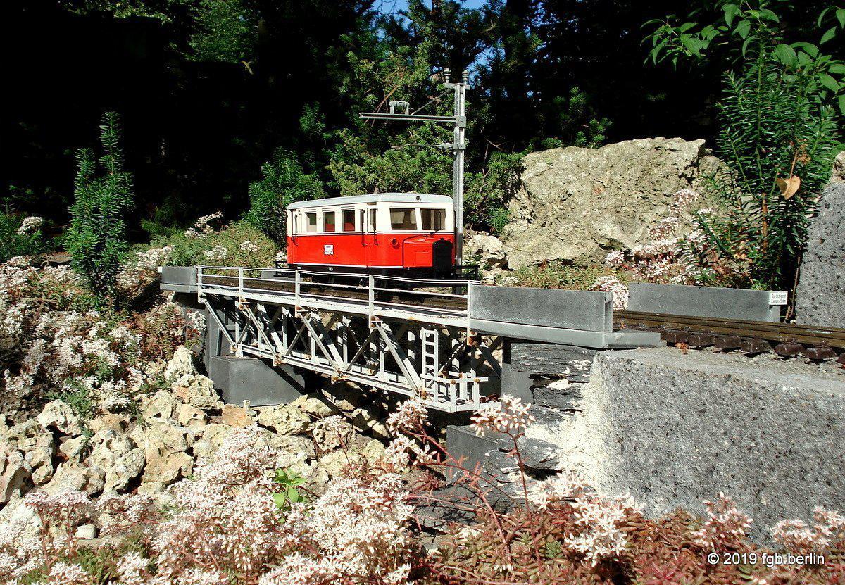 Museumsbahn Erzehlendorf