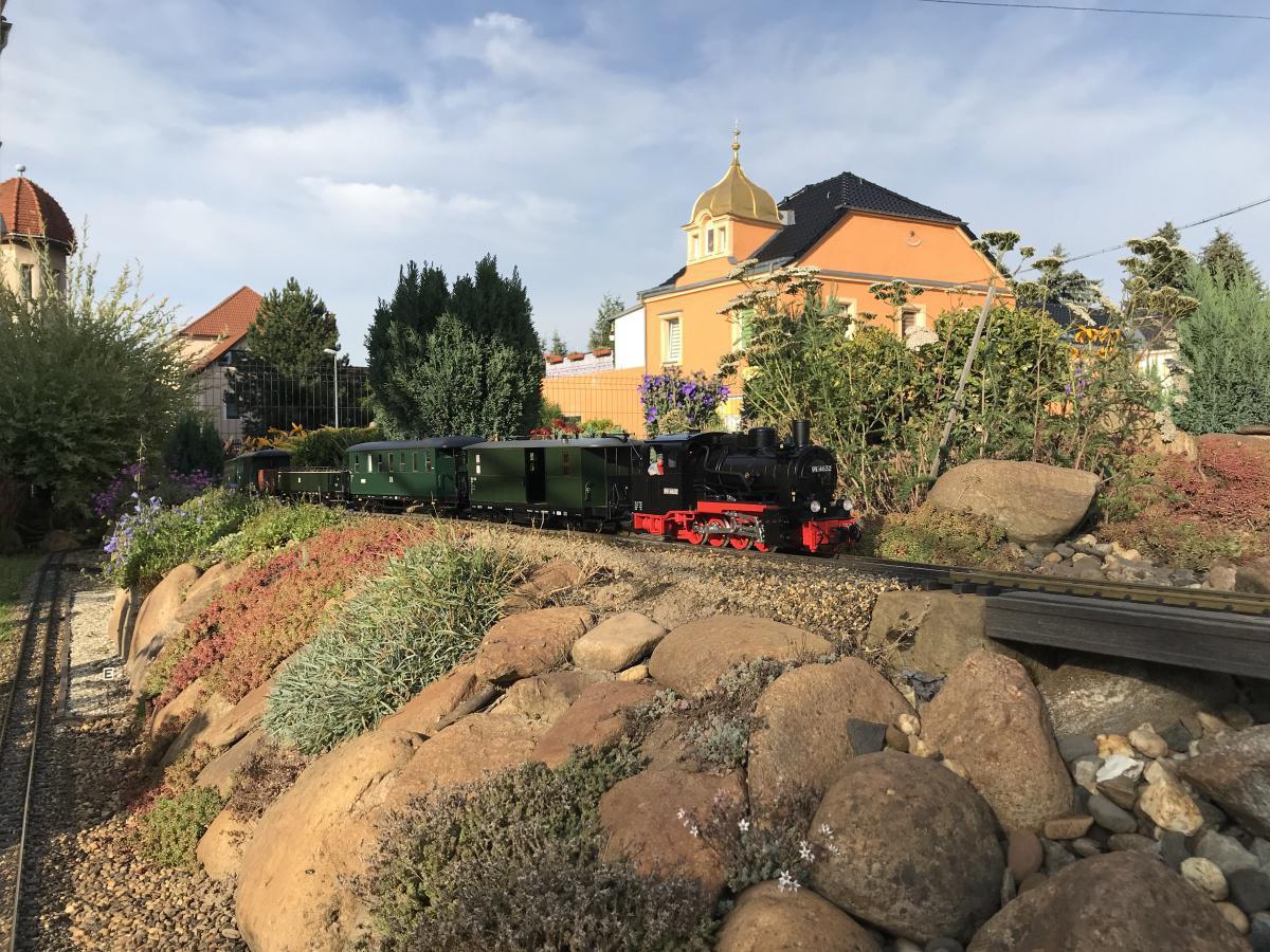 Altegarzer Schmalspurbahn