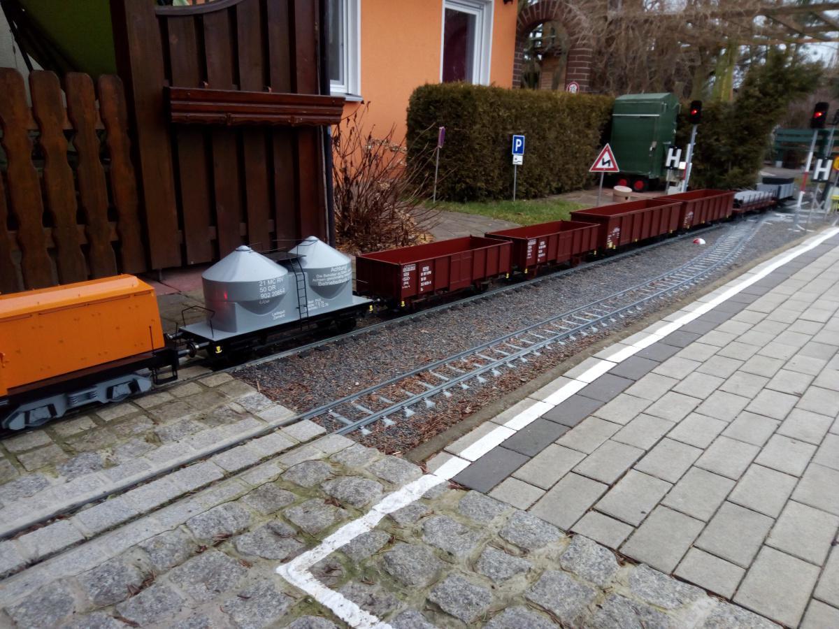Gartenbahn Jänickendorf