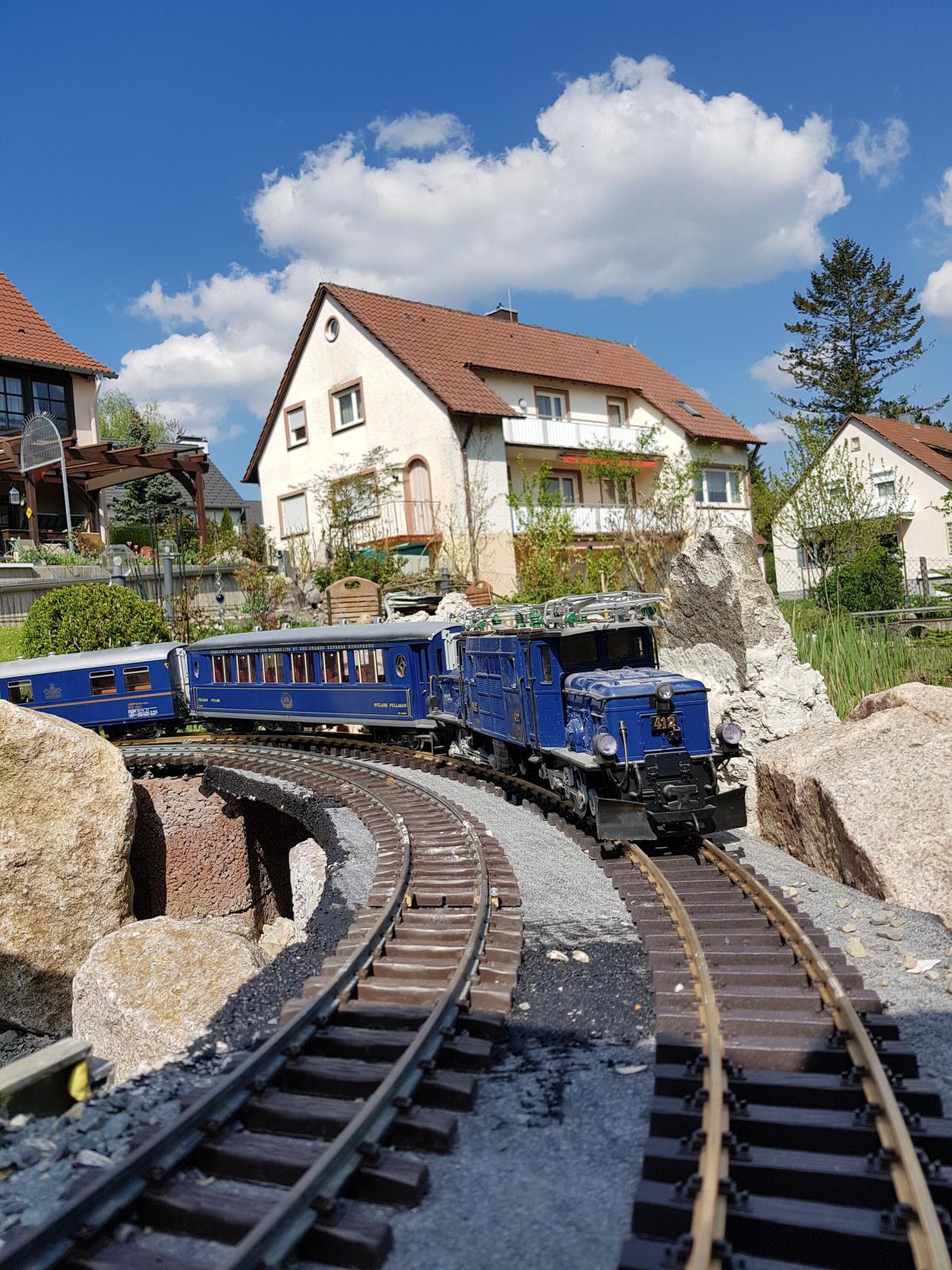 Schwabenland-Gartenbahn