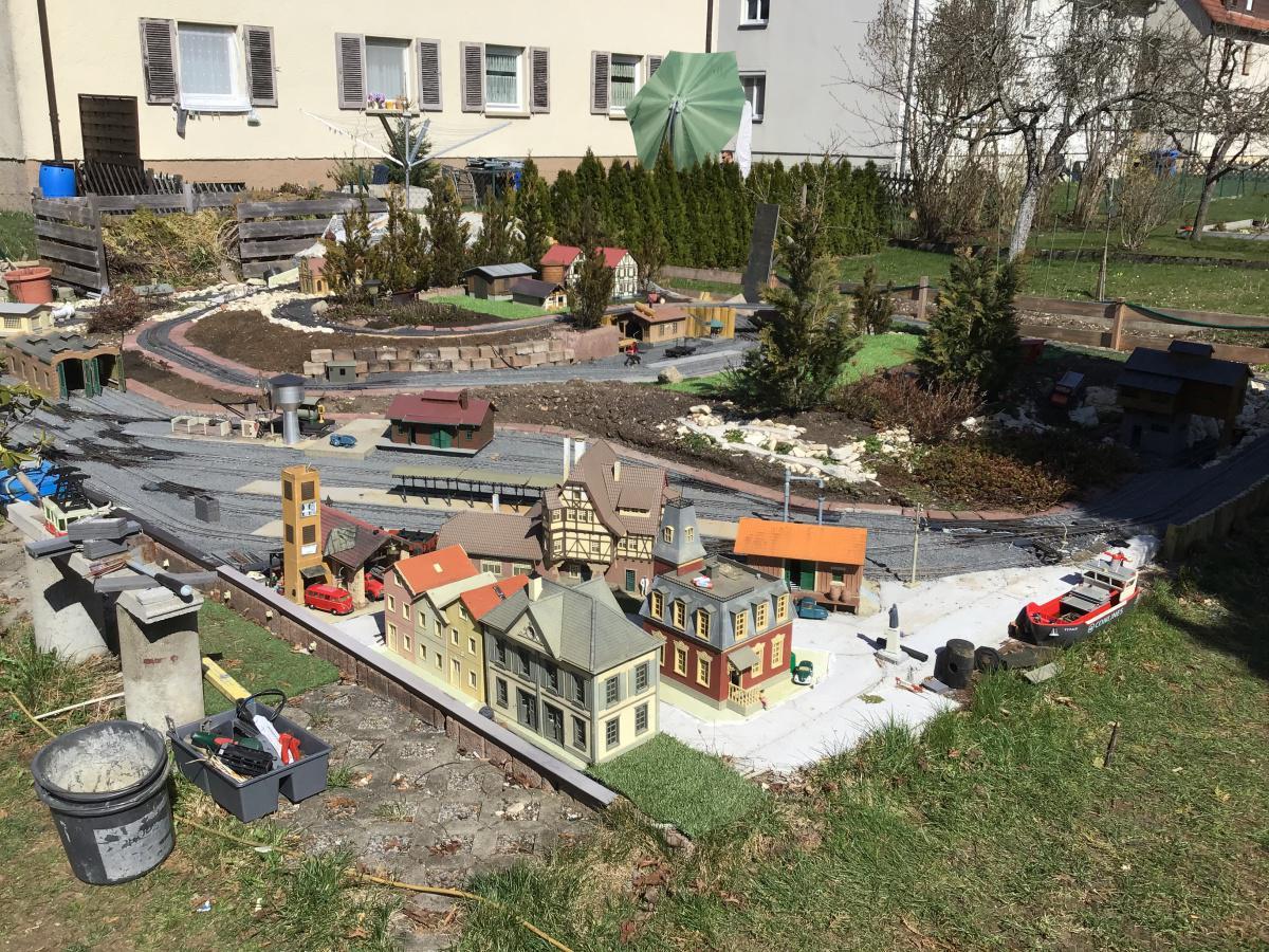 Stocki's GartenBahn