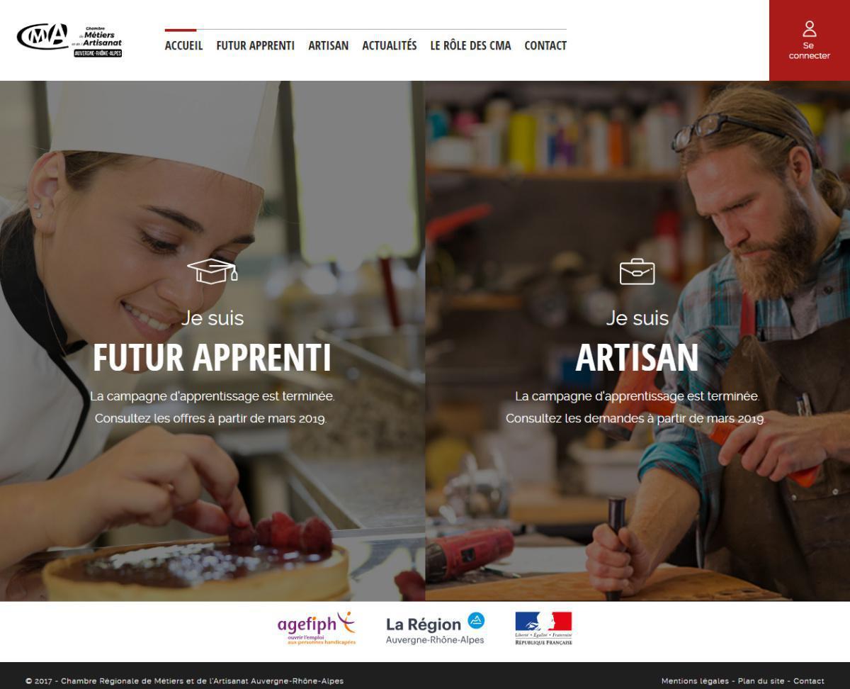 Haute-Savoie apprentissage
