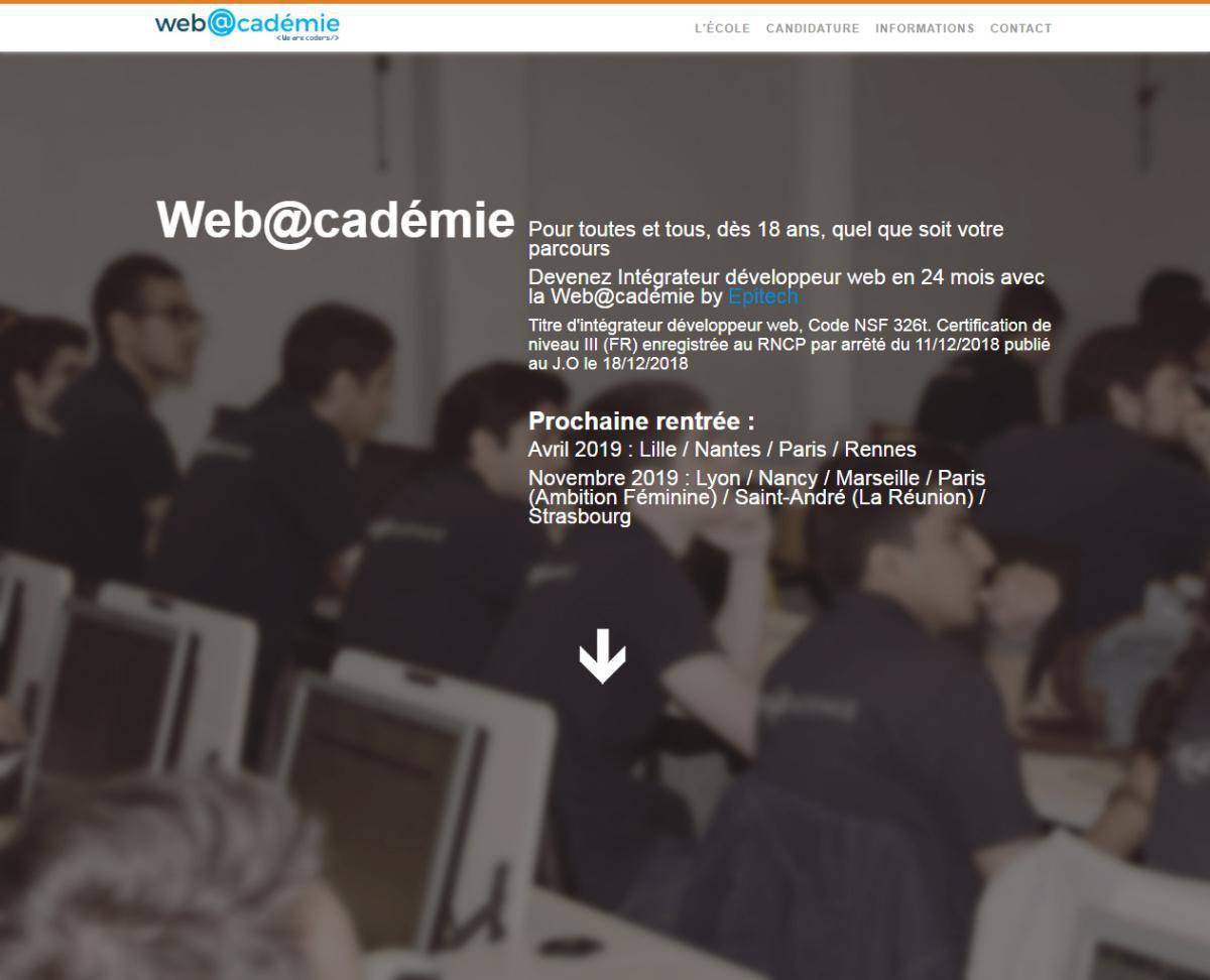 Web@cadémie
