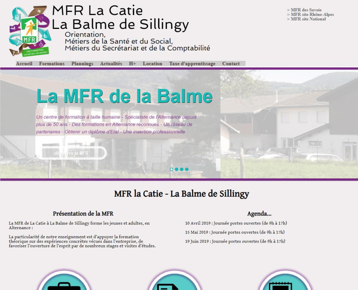MFR La Catie