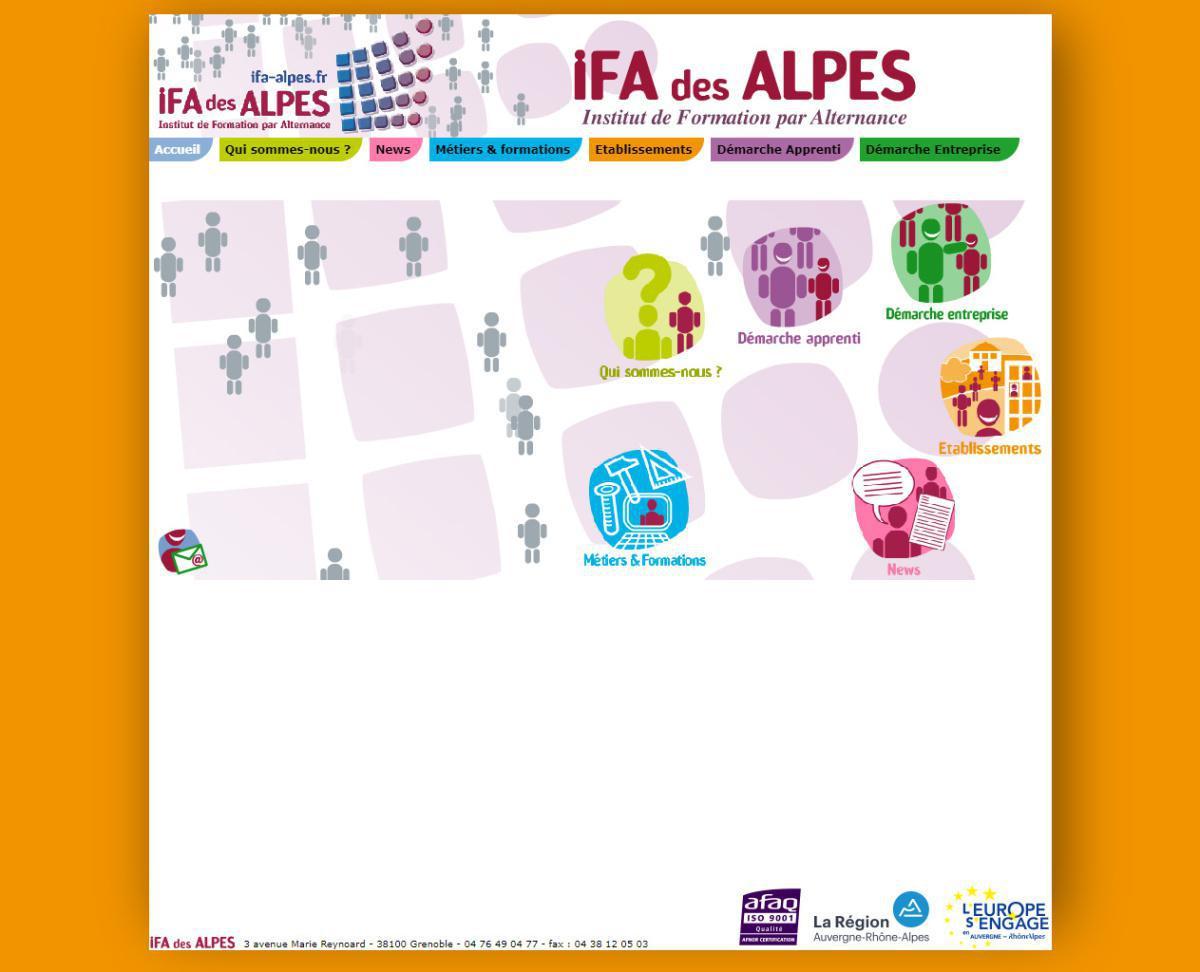 IFA des Alpes