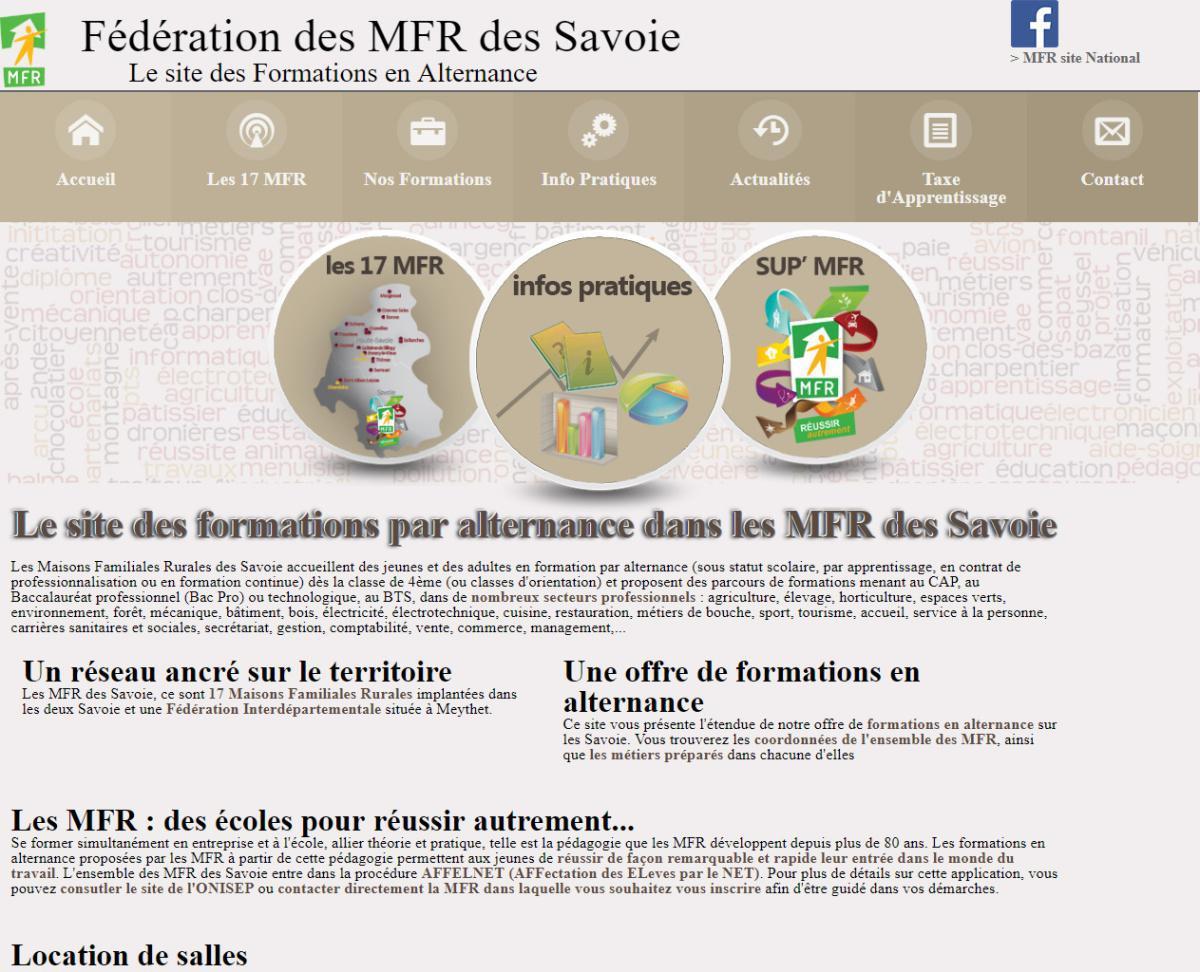 Fédération des MFR des Savoies