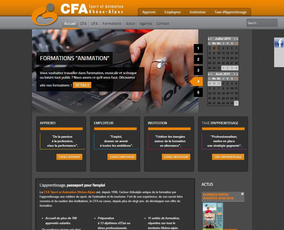 CFA Sport et Animation