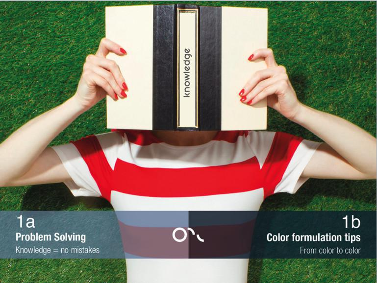 COLOR FORMULATION TIPS