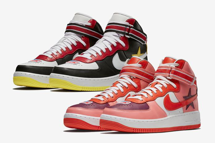 NIKE Air Force 1 High x Ricardo Tisci Victorious Minotaurs Pack