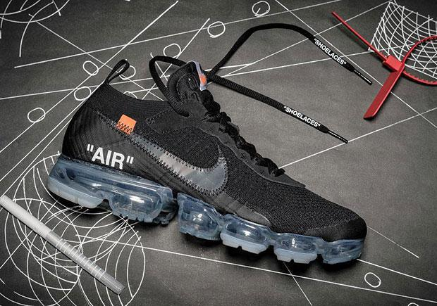 NIKE Vapormax x Off White 2.0