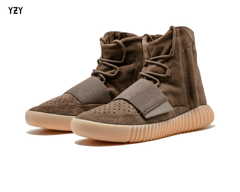 YEEZY 750 Boost Chocolate