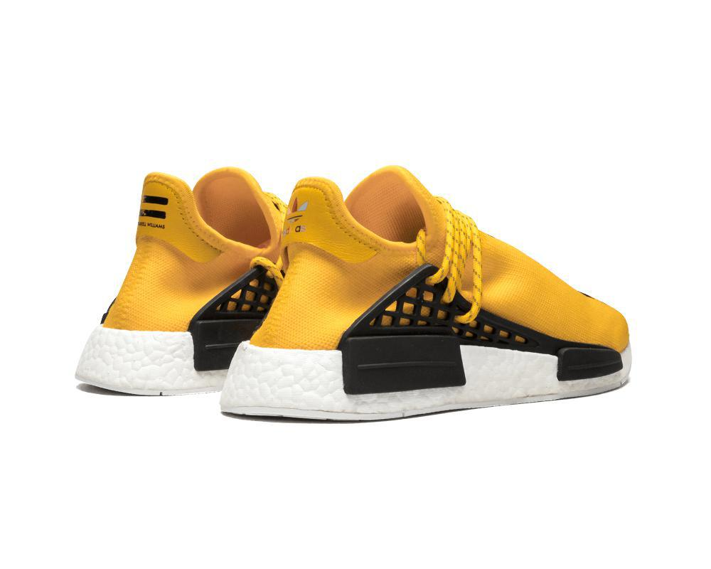 ADIDAS NMD Pharrell Hu EQT Yellow