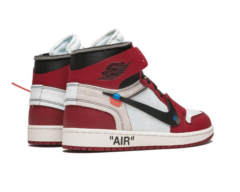 Air JORDAN I x Off-White Chicago