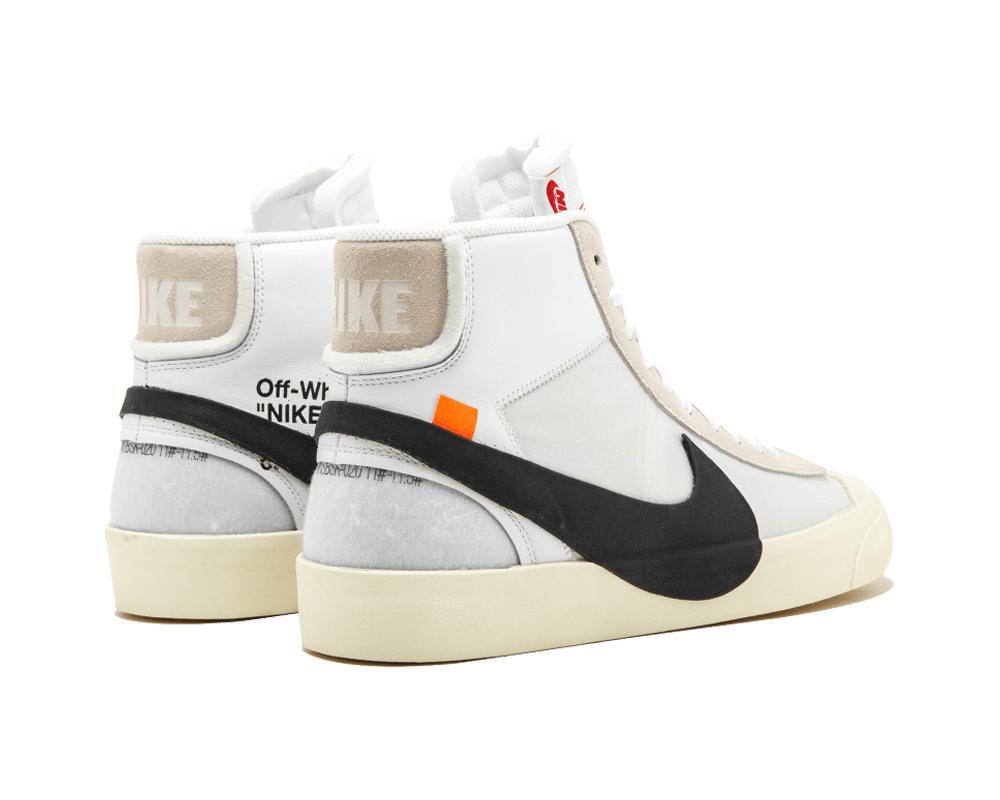 NIKE Blazer Mid x Off-White