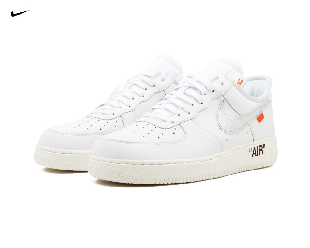 NIKE Air Force 1 x Off White Aka Complexcon