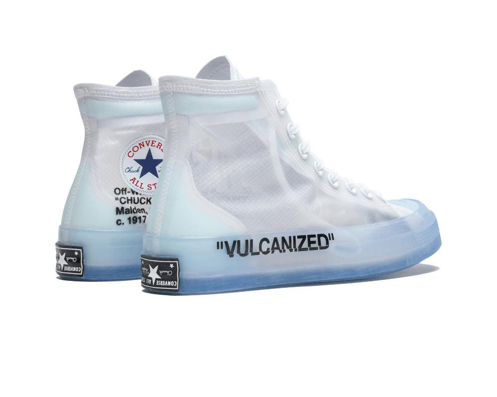 CONVERSE Chuck Taylor All-Star 70s x Off-White
