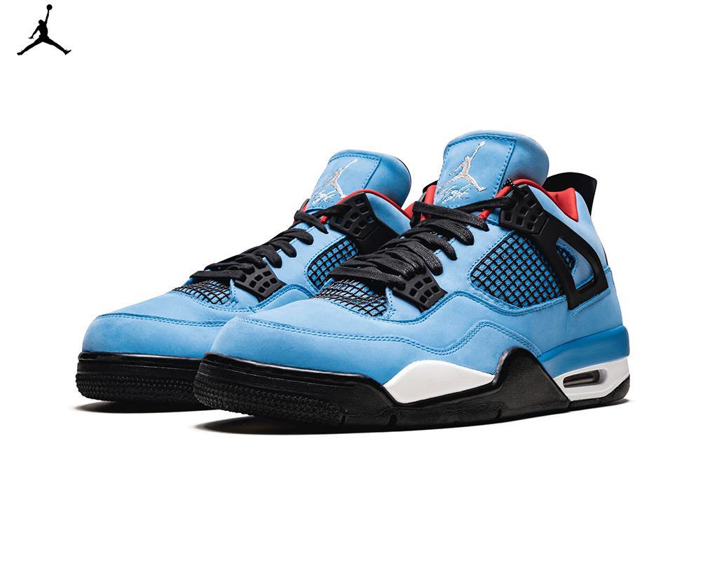 Air JORDAN IV x Travis Scott Retro Oilers