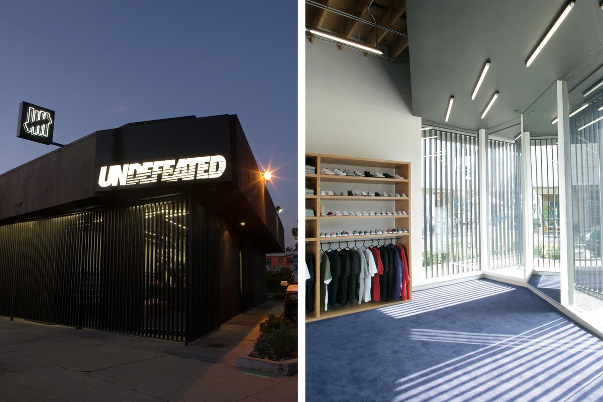 UNDEFEATED LOS ANGELES - SILVER LAKE