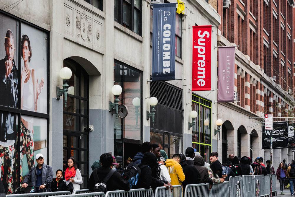 SUPREME New York