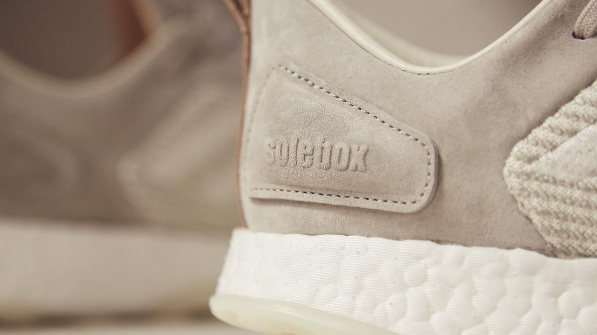 ADIDAS Pureboost DPR x Solebox Italian Leathers Pack