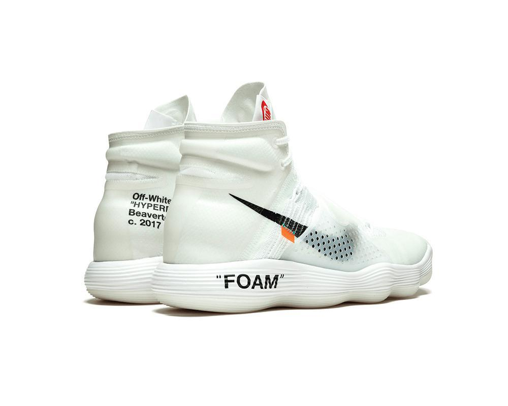 NIKE React Hyperdunk x Off-White