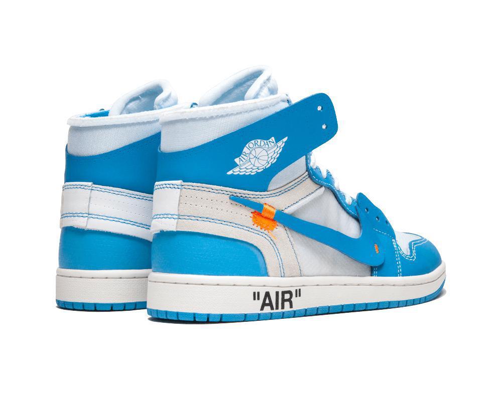 Air JORDAN I x Off-White University Blue
