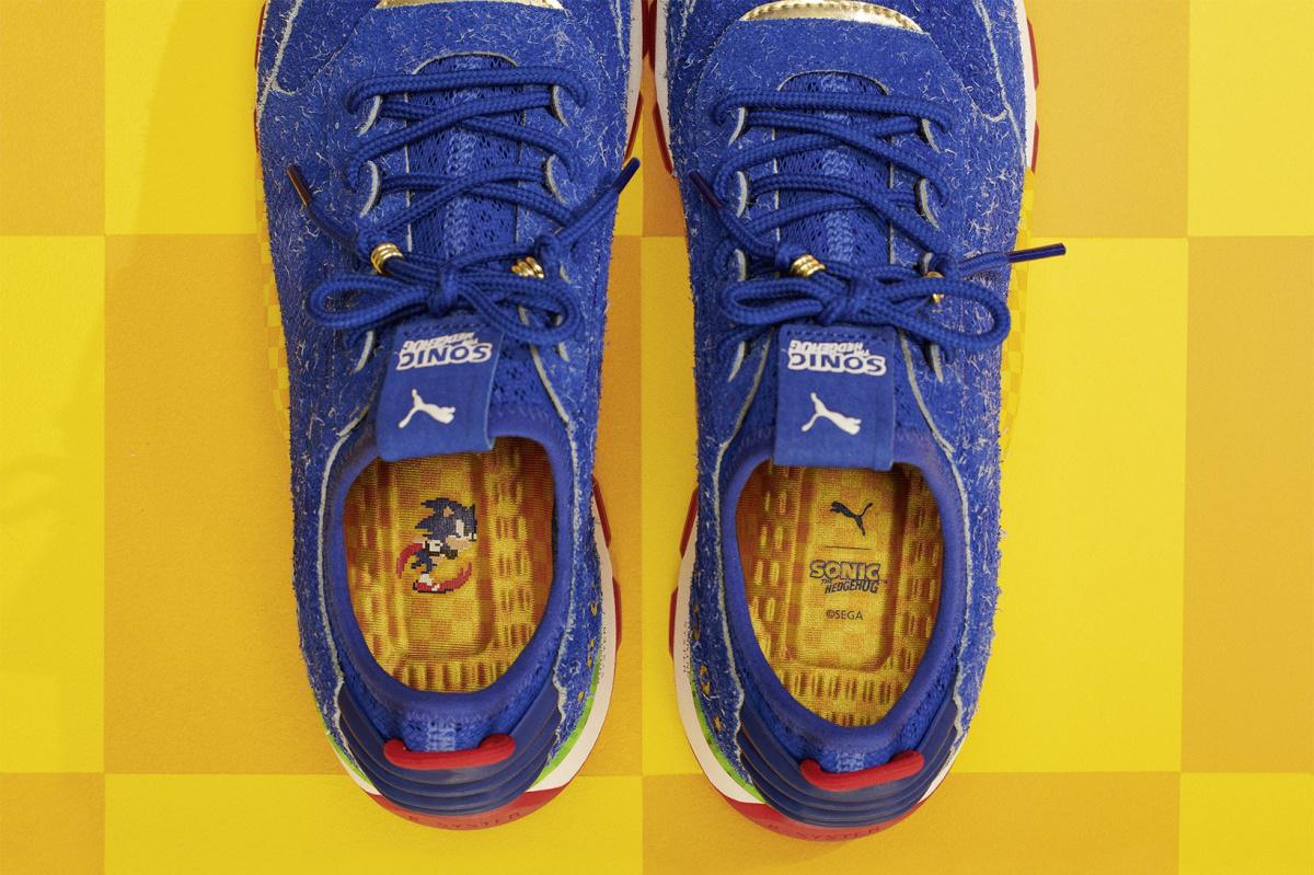 PUMA RS-0 Sonic x Sega