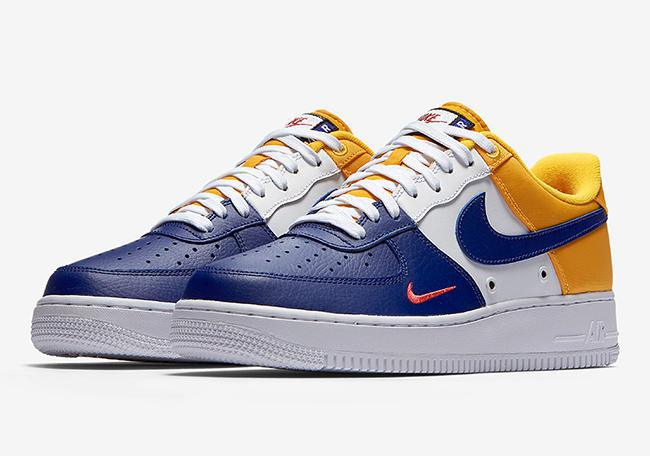 NIKE Air Force 1 Mini Swoosh FC Barcelona